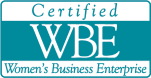 Certified by the Womens Business Enterprise