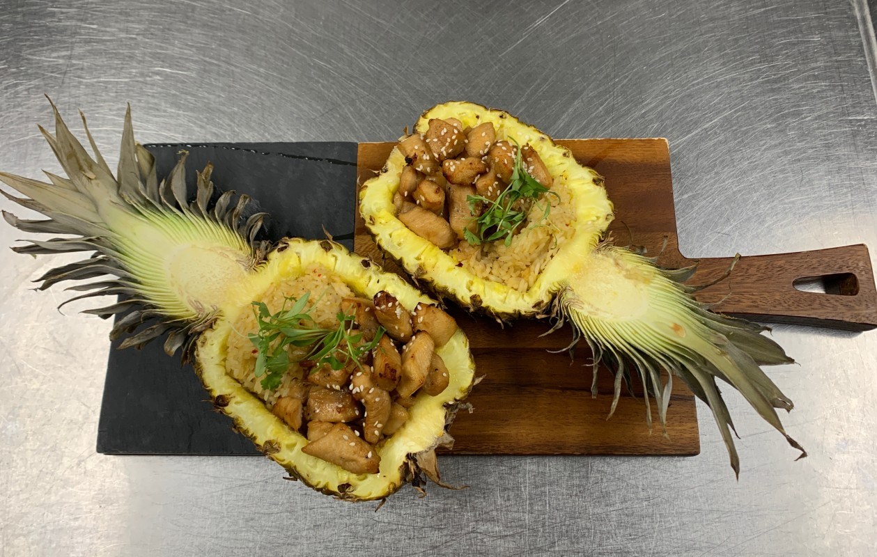 Teriyaki-Chicken-and-Rice-in-a-pineapple-bowl-CBK-recipes